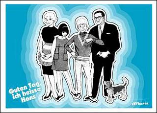 La famille Schaudi